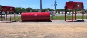 500 & 1000 Gallon Stand Tank, 2,000 Gallon Skid
