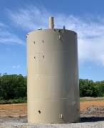 Tan Oil Tanks