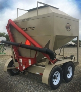 4 Ton With Auger