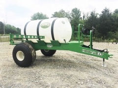 1000 Gallon HD, also available in a 750 gallon model!