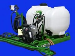 60 Gallon Skid, Perfect for Your ATV!
